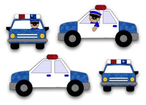 Police Patrol Cars - 2011