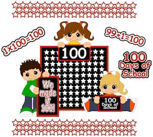 100 Days of School - 2015