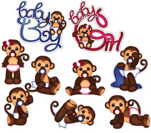 Little Baby Monkeys - 2012