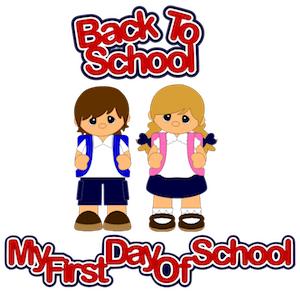 Going Back to School Kidz - 2012