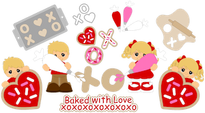 Baked with Love - 2014