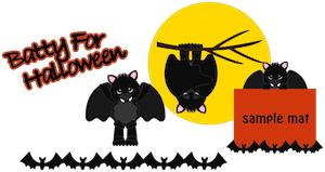 Batty For Halloween - 2012