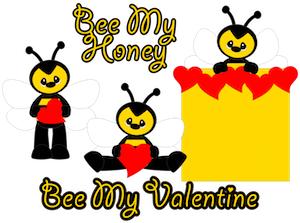 Bee My Honey Bees - 2012