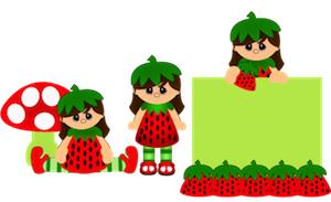 Berry Cute Palz- 2012