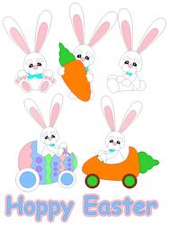 Big Ear Bunny - 2013