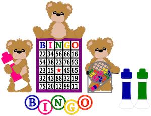 Bingo Bears - 2012
