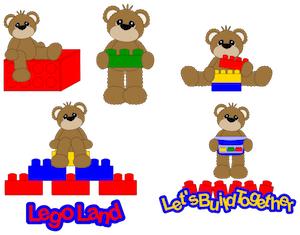 Building Boy Bears - 2012