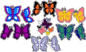 Butterflies - 2013