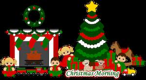 Christmas Morning - 2013
