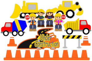 Construction Kids - 2013