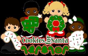 Cookies for Santa - 2013