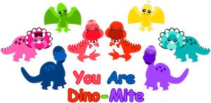Dino Mite Dinosaurs- 2012