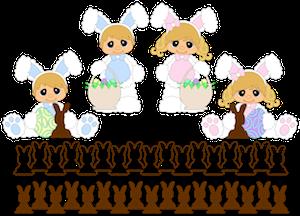 Easter Kids - 2014