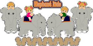 Elephant Ride - 2013