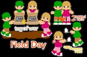 Field Day Kids -2014