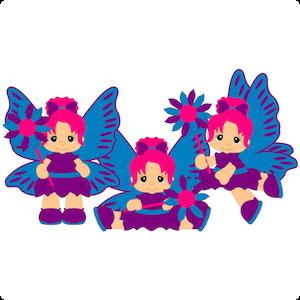 Flower Fairy Princess - 2014