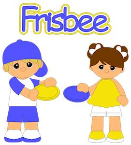 Frisbee Kidz - 2012