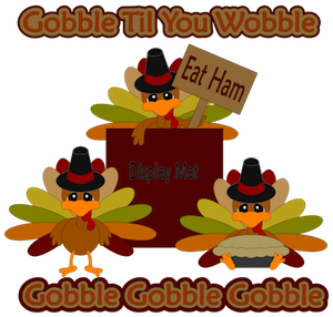 Gobble Til You Wobble - 2012