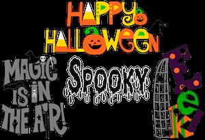 Halloween Phrases - 2014