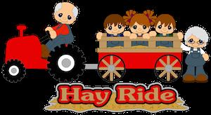 Hay Ride - 2014