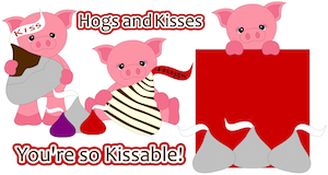 Hogs and Kisses - 2013