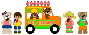 Ice Cream Frenzy - 2012
