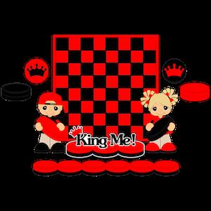 King Me Checkers - 2014