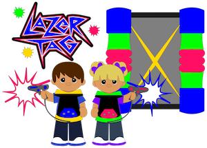 Lazer Tag Kids - 2012