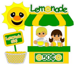 Lemonade Stand - 2012