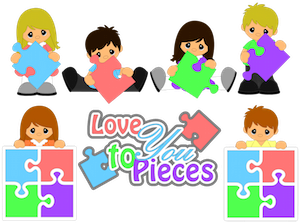 I Love You To Pieces - 2012