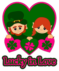Lucky In Love- 2013