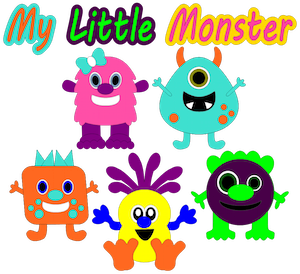 My Little Monsters - 2012