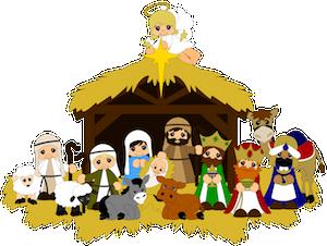Nativity Scene - 2013