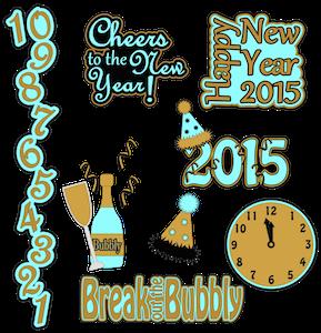 New Years - 2015