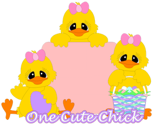 One Cute Chick - 2014