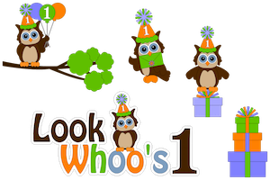 Look Whoo's One - 2012