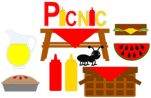 Picnic Items - 2014