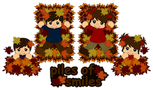 Piles of Smiles - 2013