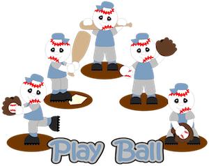 Playball Time Palz - 2012