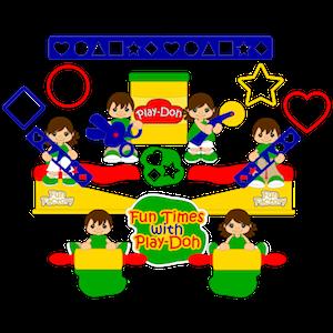 Playdoh Fun - 2014