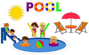Pool Time Kids - 2012
