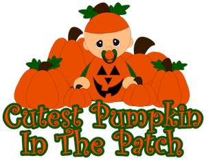 Pumpkin Patch Baby - 2012