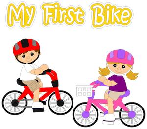 My First Bike - 2012