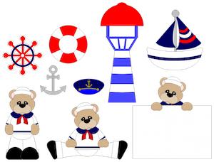 Sailor Bears - 2012