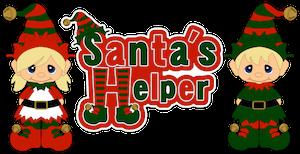 Santas Helper - 2014