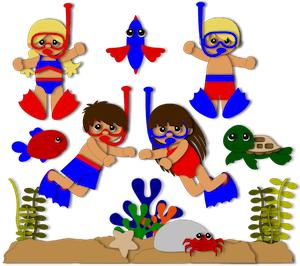 Scuba Kids - 2012
