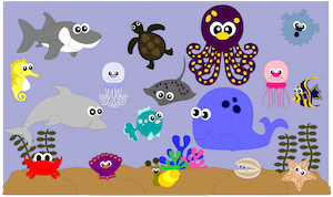 Under the Sea Palz 2 - 2012