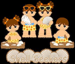 Shell Seekers - 2014