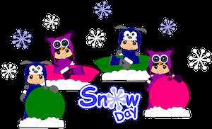 Snow Day - 2014
