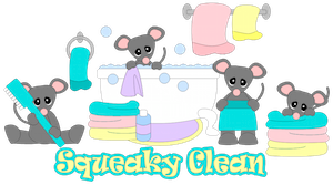 Squeeky Clean- 2012